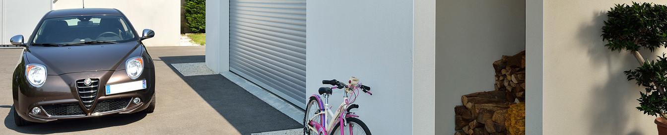 Image d'entrée de gamme pour les Porte de garage