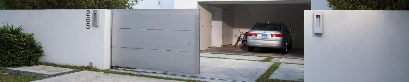 Image d'entrée de gamme pour les Portail / Porte de garage